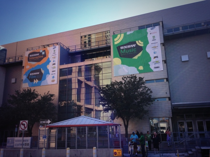Austin Convention Center @ SXSW