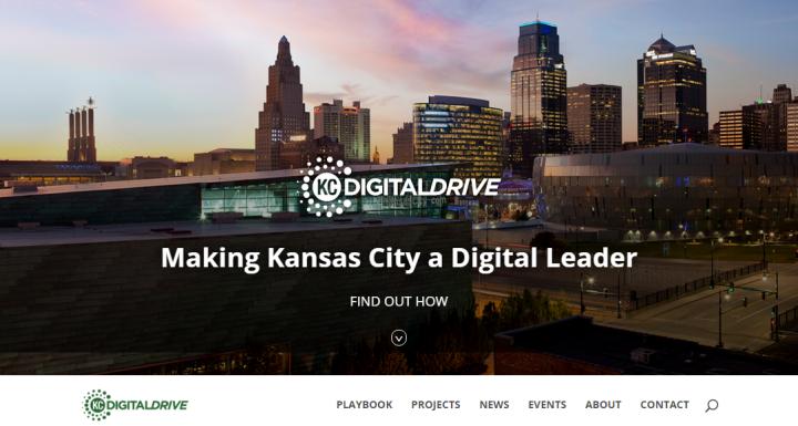 KC Digital Drive website